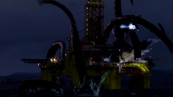 Mega Shark VS. Giant Octopus | The B-Horror Blog