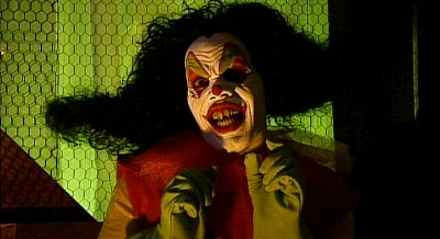 Doll the b horror blog for Killer clown movie