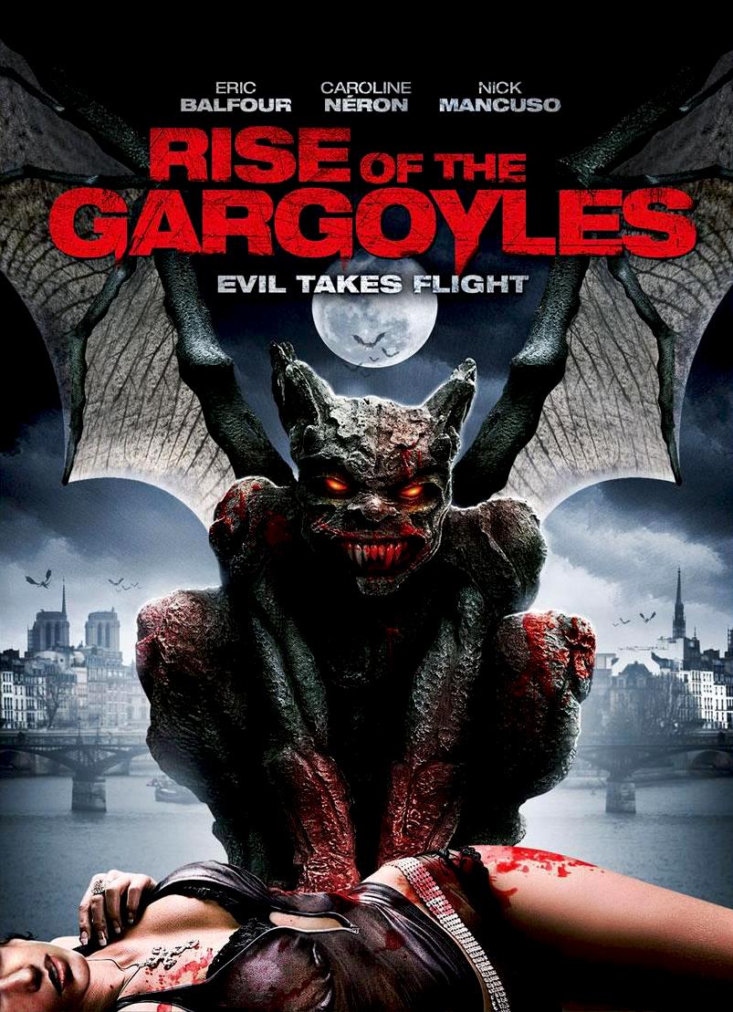 rise of the gargoyles the bhorror blog