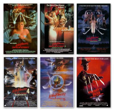 Nightmare on Elm Street: The Ultimate Movie Marathon